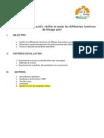 TP 1 - Fonctions de l'Électronique(1)