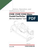 1053-15610-primary cooling equipment - ch-1, ch-2, ch-3, ch-4, ch-5, & ch-6 - i, o,&m TRANE