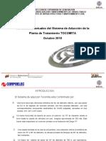 Present Estado Actual Aduccion TOCOMITA Oct 2010