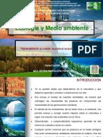 1. Ecología y Medio ambiente