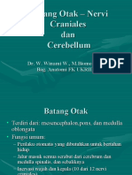 Kuliah 4 - Batang Otak dan Nervi Craniales