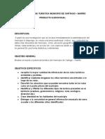 GUIA TURISTICA propuesta