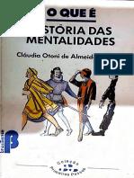 o que é histporia das mentalidades by claudia otoni de almeida marotta [marotta, claudia otoni de almeida] (z-lib.org)