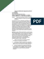 Las cartas de los eurodiputados y de la Comisión Europea