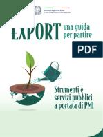 eBook Export Una Guida Per Partire