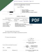 Rachel Powell Charging Document