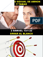 06 El Pecado Sexual de Amnon y Tamar
