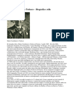 Biografia Mario Castelnuovo Tedesco