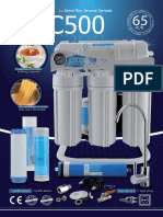 RO C500 Osmosi Inversa Diretta (ITA)