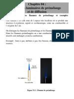Chapitre 04_Flammes laminaires de prémélange  et de diffusion