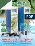 ECOTT Microfiltrazione acqua multistadi (ITA)