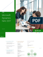 DynamicsNAV2017 Guide Des Fonctionnalites