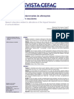 Alterações de fala relacionadas às alterações do frenulo lingual em escolares REV CEFAC 2018 (1)