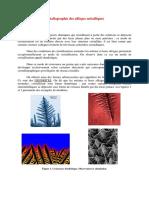metallographie   SDM