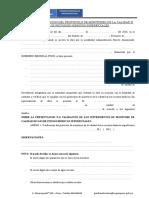 Acta de Verificacion de Protocolos de Recursos Hidricos