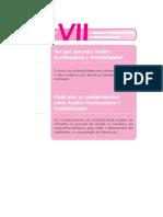 Bloco 07 - Análise Combinatoria e Propabilidade
