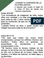 7 FORMAS DE CUIDAR TU CORAZÓN DE LA IDOLATRÍA DIGITAL