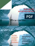 aula 2 acústica Bases da fonação
