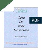 Curso de Velas Artesanais--www.clickcursos.net--