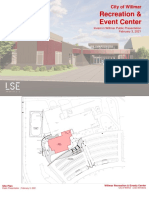 Proposed plan for new Recreation and Events Center at the Willmar Civic Center