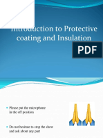 Painting and Insulation