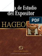 Biblia de Estudio del Expositor - HAGEO - JSM
