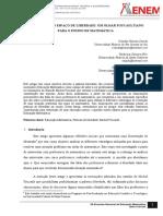 ESCOLA COMO ESPAÇO DE LIBERDADE%3a UM OLHAR FOUCAULTIANO