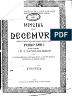 Minei Decembrie 1927