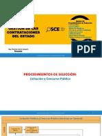 5. Licitación y Concurso Público