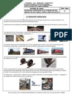 Définition du transport Ferroviaire