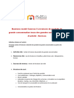 Business Model Canevas 5 Services