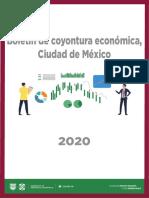 Boletín de Coyuntura Económica de la Ciudad de México 2020