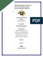 SOLUCIONARIO DE HIDROLISIS Y BUFFER