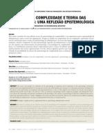 texto - Paradigma da complexidade e Teoria das Organizações