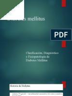 Diabetes Mellitus 21-0