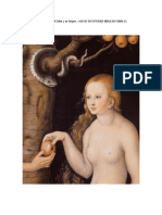 La Serpiente en el Jardín del Edén y su Origen