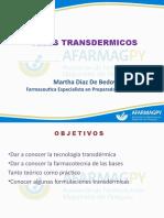 Geles Transdérmicos
