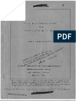 Post Launch Memorandum for Mercury Atlas 6