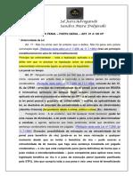 Direito Penal Parte Geral - Art. 1 Ao 8