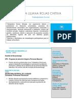 Claudia Liliana Rojas Chitiva