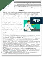 Tema  A telemedicina no Brasil