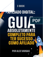 Ebook - Afiliado Digital - Guia Completo
