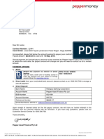 32444 - Payout Letter
