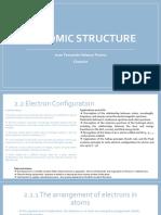 2.2 Electron Configuration