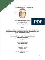 Dinamicas Relaciones Familiares Pacientes Hipertensos Hospital Republica Dominicana