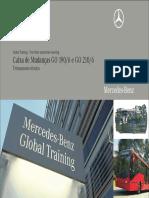 Câmbio MB GO190 e GO210 PDF