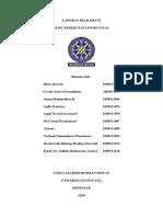Laporan Studi Lapangan Peternakan Sapi Kelompok 1