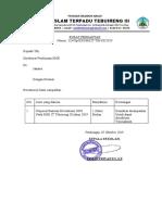 PROPOSAL REVITALISASI UKS SMK IT TBI III