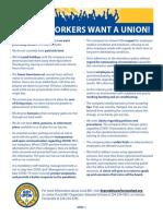 Ascend Union Fact Sheet