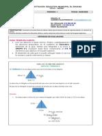 Guía No. 3 Geometría Octavo